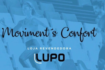 MOVIMENTS CONFORT - REVENDEDORA AUTORIZADA LUPO